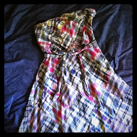 American Eagle Outfitters Dresses & Skirts - Plaid dress